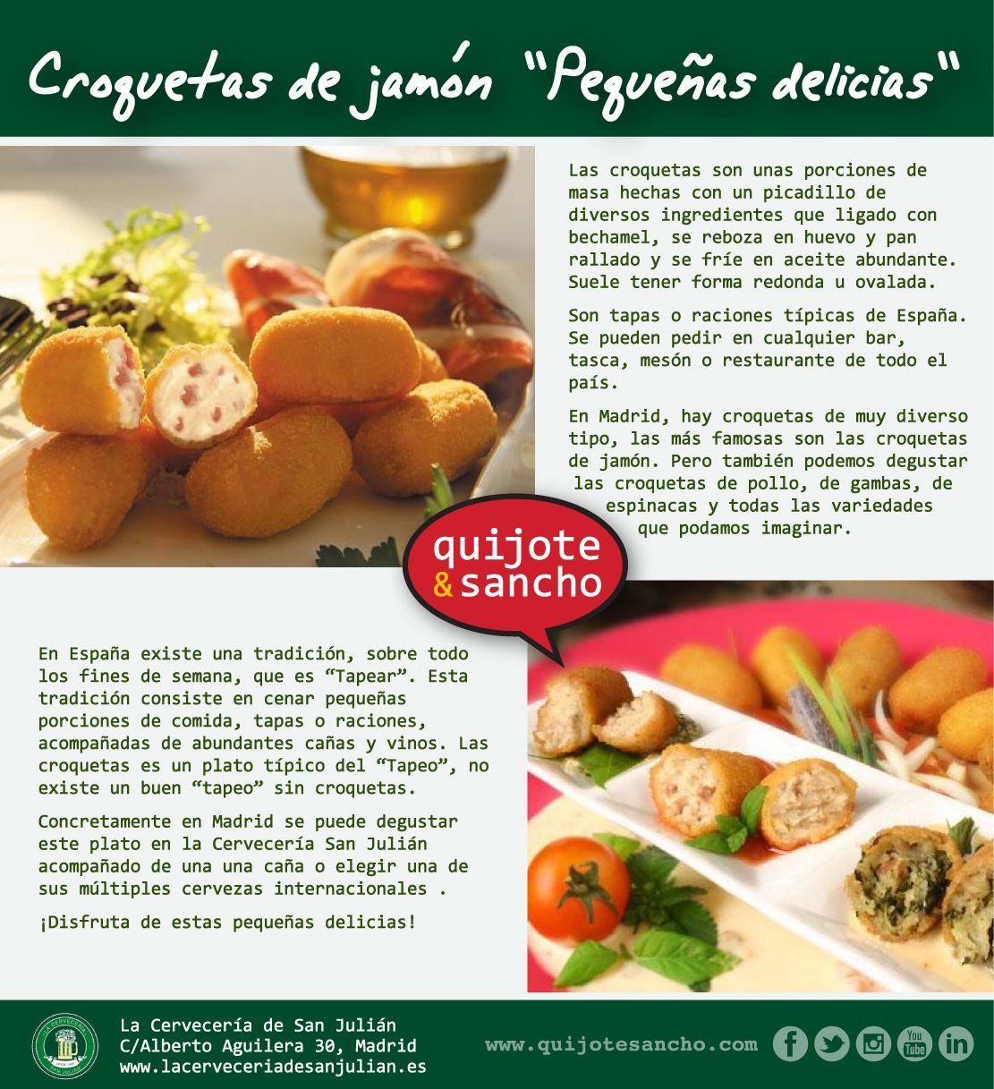 Croquetas Jamon 01