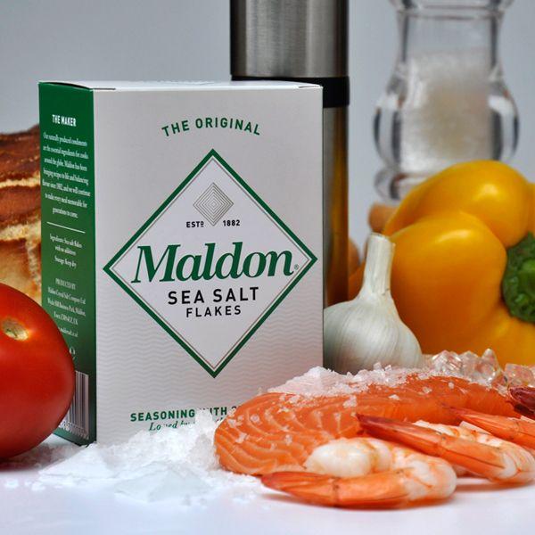 Escamas De Sal Maldon Gourmet Escamas