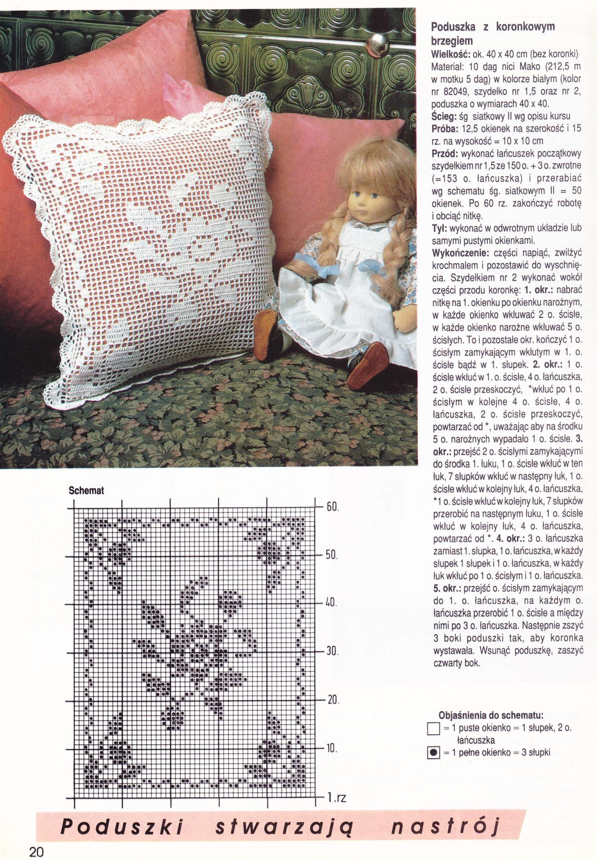 Abo3wlv0 | cojines crochet | Pinterest | Crochet, Filet crochet and ...