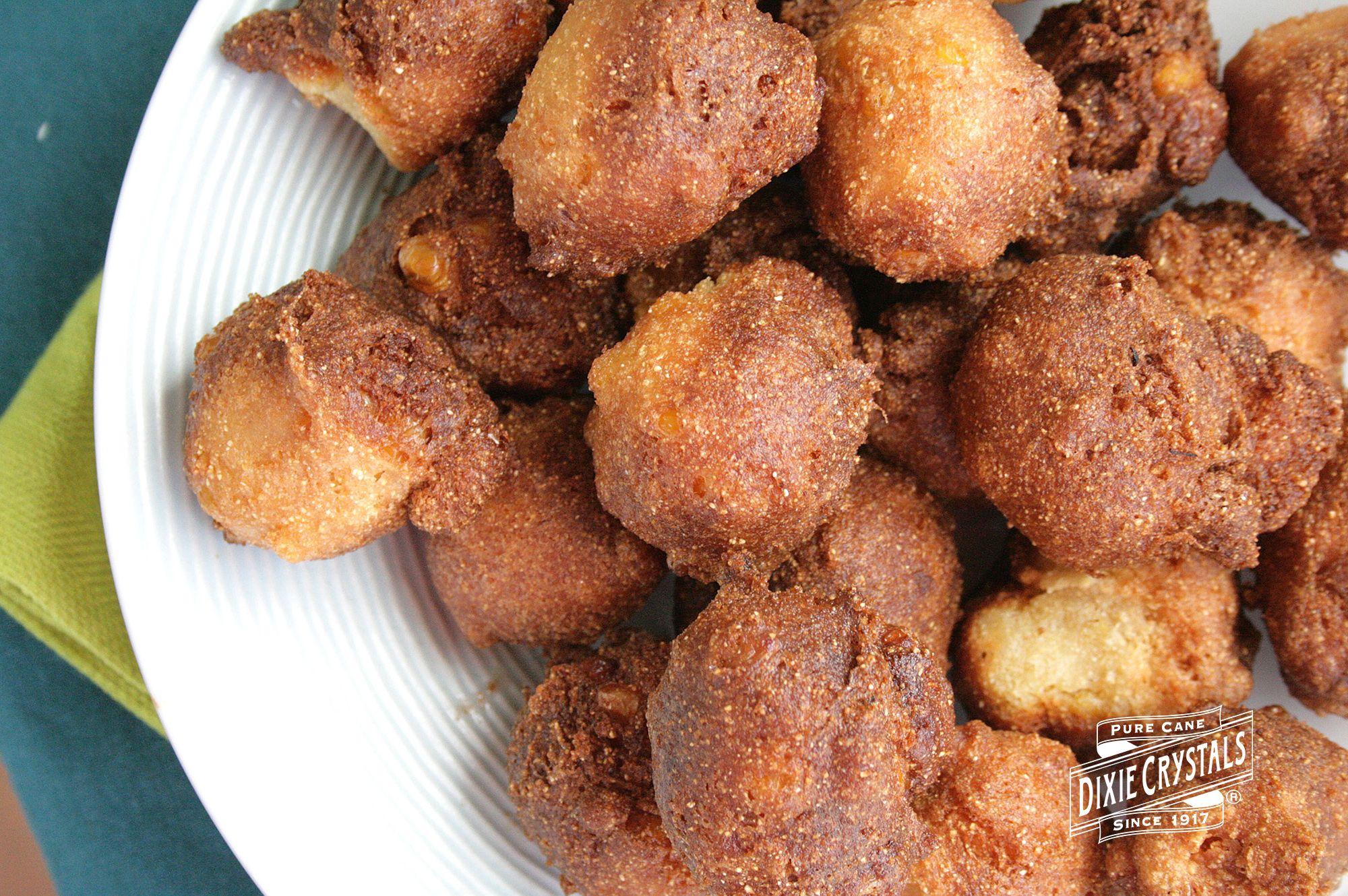 Sweet Corn Hushpuppies Recipes Hush Puppies Recipe Sweet Corn