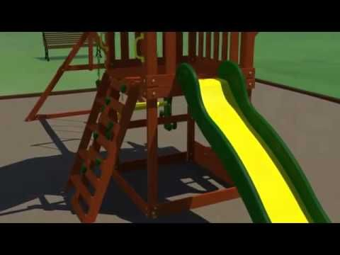 Independence Swing Set by Backyard Discovery (With images ...