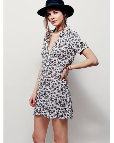 d33cb4f9486 Lyst - Free People Melody Mini Dress | Today - Images | Pinterest ...