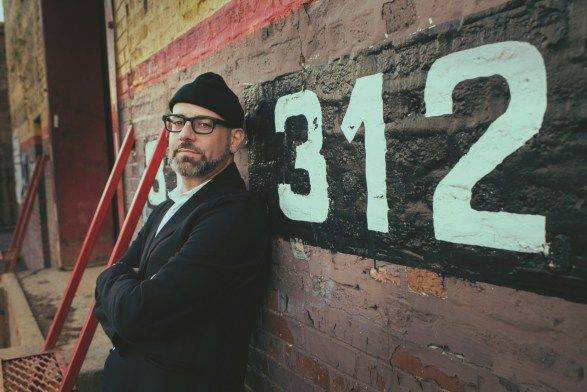 A Conversation with Poet and Poetry Advocate Kevin Coval in Celebration of National Poetry Month