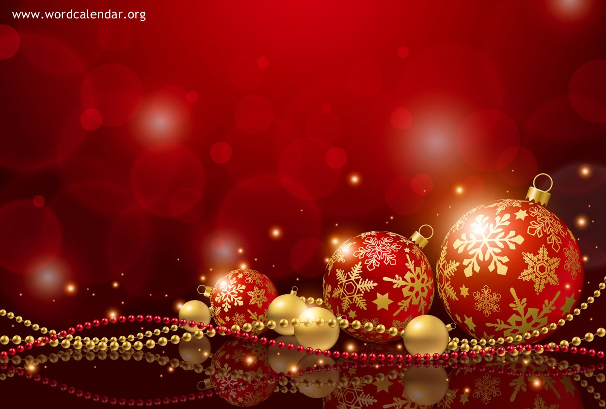 Christmas Card Red Picture wallpaper Image details Width: 1440px ...