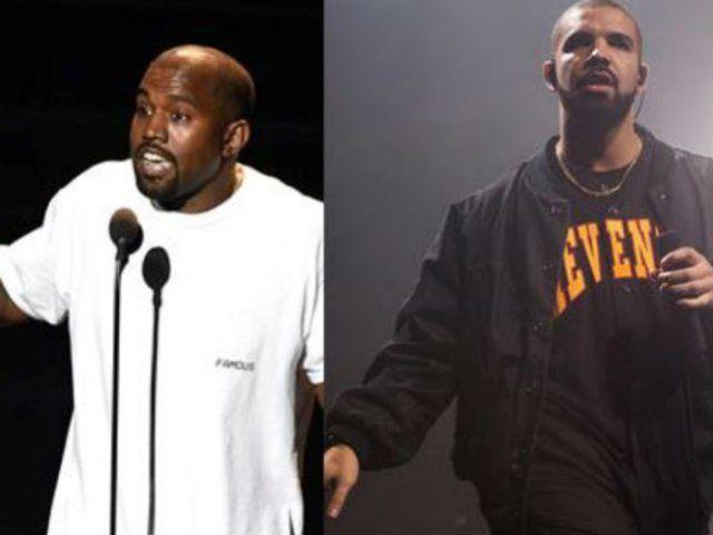 Drake y Kanye West confirman que harán música juntos /Por #HYPE #HYPEméxico