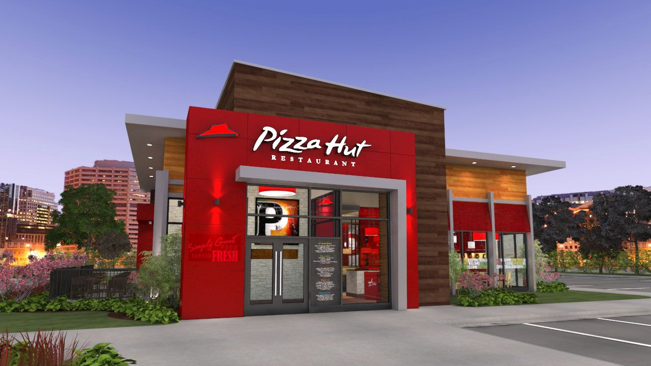 Pizza, Restaurant
