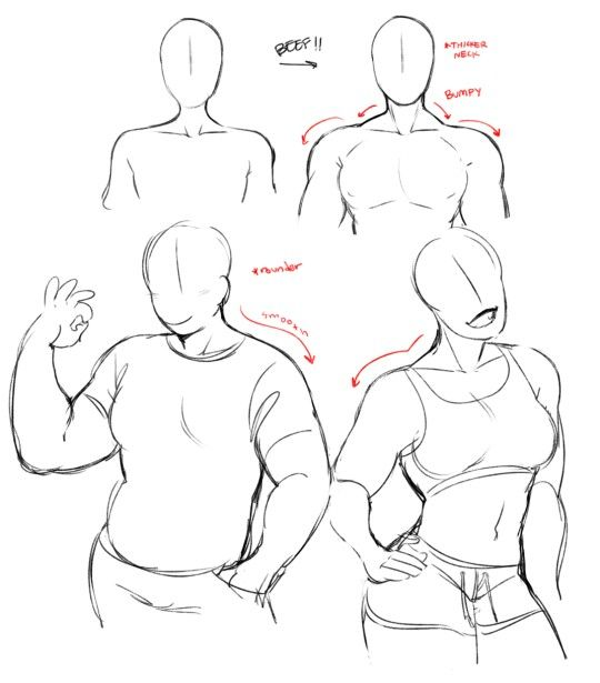 Bodies Drawing Tutorial Drawings Art Reference Poses