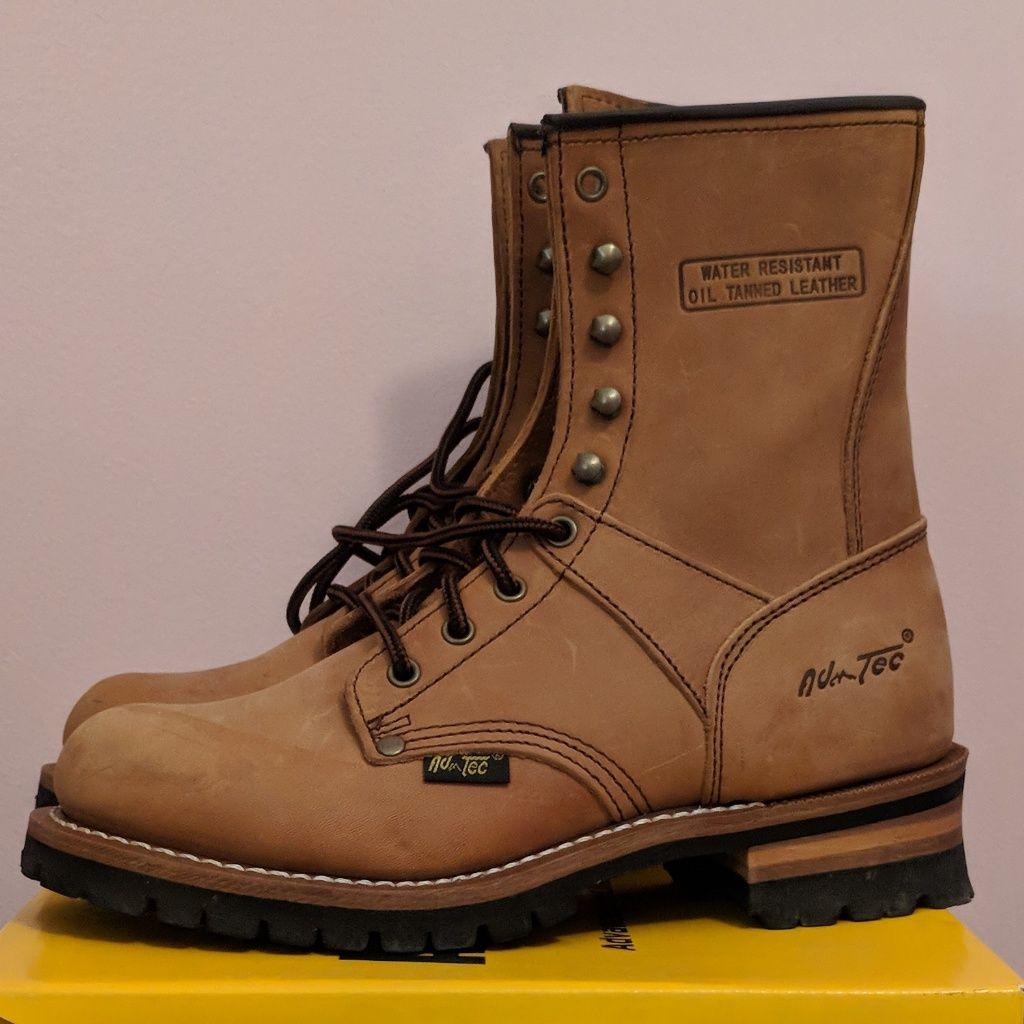 6b1413f7092 AdTec Shoes | Adtec Women'S 9 Logger Work Boot Size 9.5m | Color ...