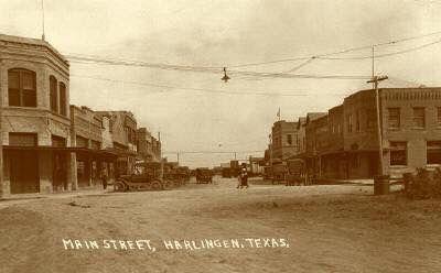 Old Harlingen Harlingen Downtown Rio Grande Valley