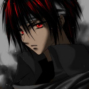 Redlight In Dark Shadows Anime Guy Anime Anime Guys Anime Boy