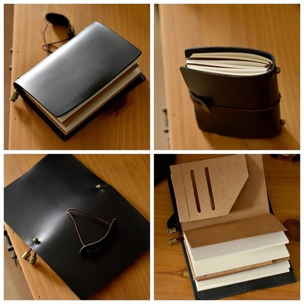 8545801d980 Handmade Crazy Horse Leather Journal Travel Leather Notebook Rustic Leather  Diary Journal Cover MT13 - LISABAG