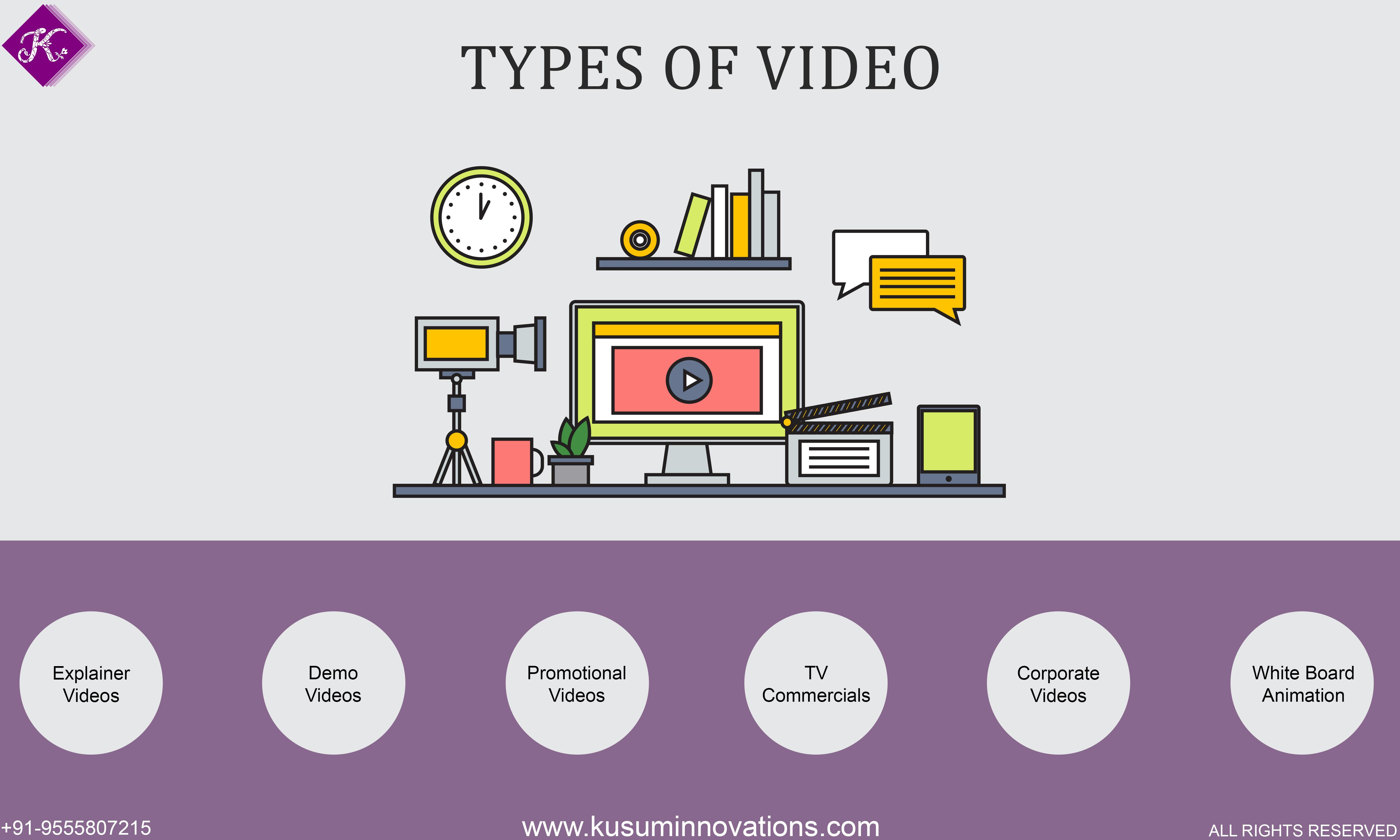 We make videos that add value to your brand  Connect for