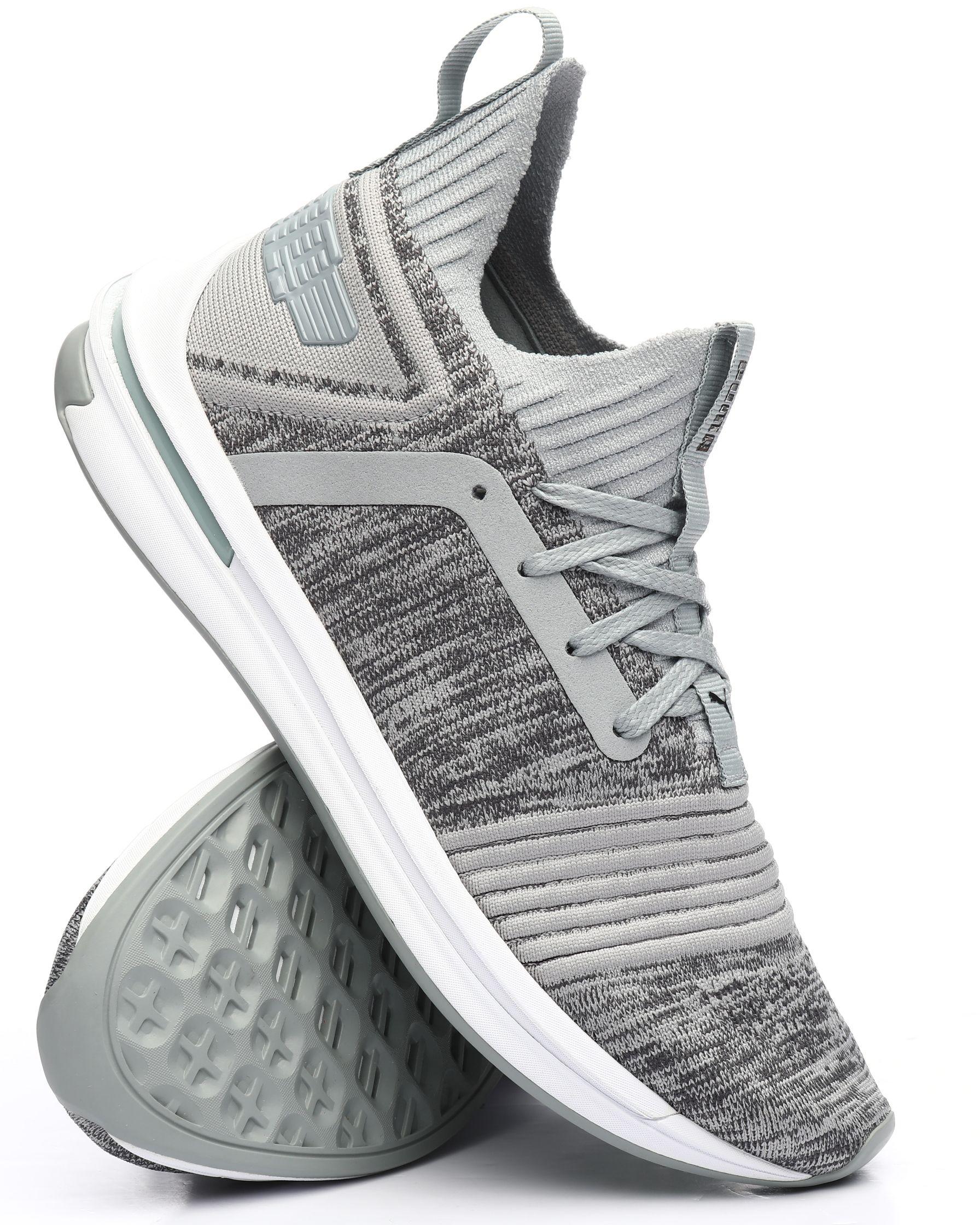 44292629d55475 IGNITE Limitless SR evoKNIT Running Shoes Men s Footwear from Puma. Find  Puma fashion   more at DrJays.com