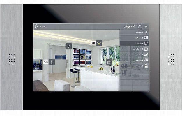 Schneider Electric Smart Home Panel