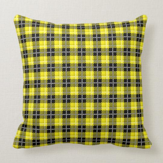 Checked Pattern Seamless Throw Pillow Zazzle Com Throw Pillows Check Pattern Pillows