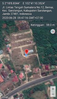 Logo Kabupaten Sarolangun Png