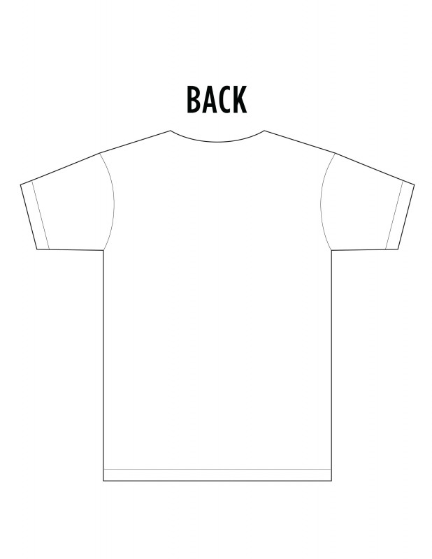 Blank T Shirt Outline Template New Free Outline Of A T Shirt Template Download Free Clip Art T Shirt Design Template Blank T Shirts Shirt Template
