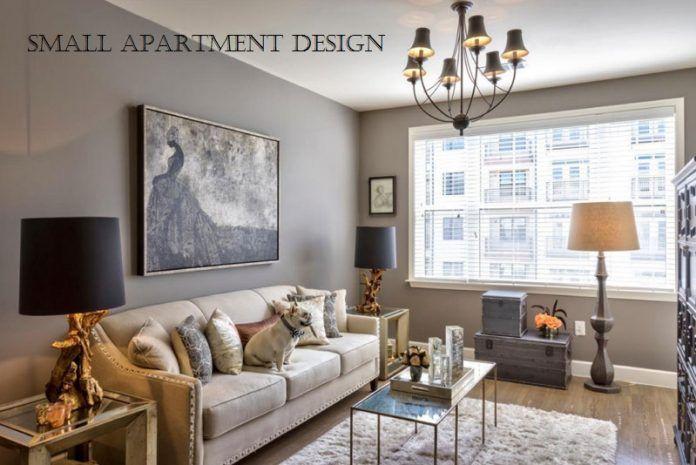 Einfache kleine Wohnung Design-Ideen | Wohnung Designs | Pinterest ...