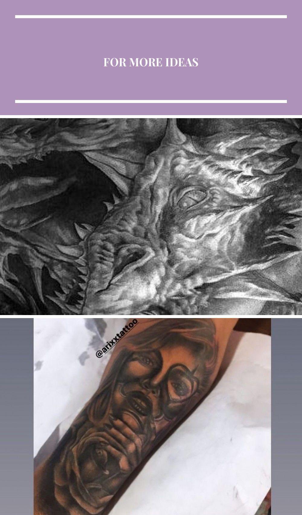 Photo of 50 3D Dragon Tattoos für Männer – Designideen für Fabelwesen #Men_s_Style _…..