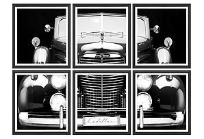 One Kings Lane - Creative Composition - James Noble, Cadillac Six Piece