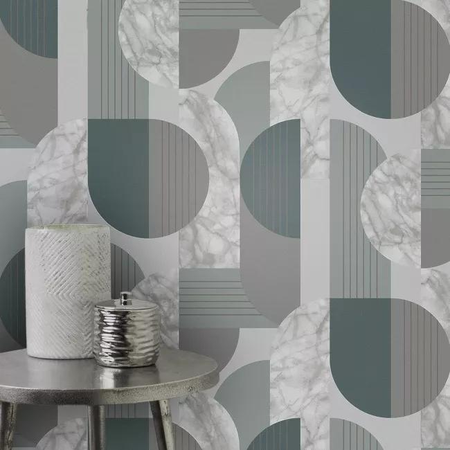Tapeta Flizelinowa Goodhome Eanness Tapety Dekoracyjne Castorama Home Decor Decor Furniture