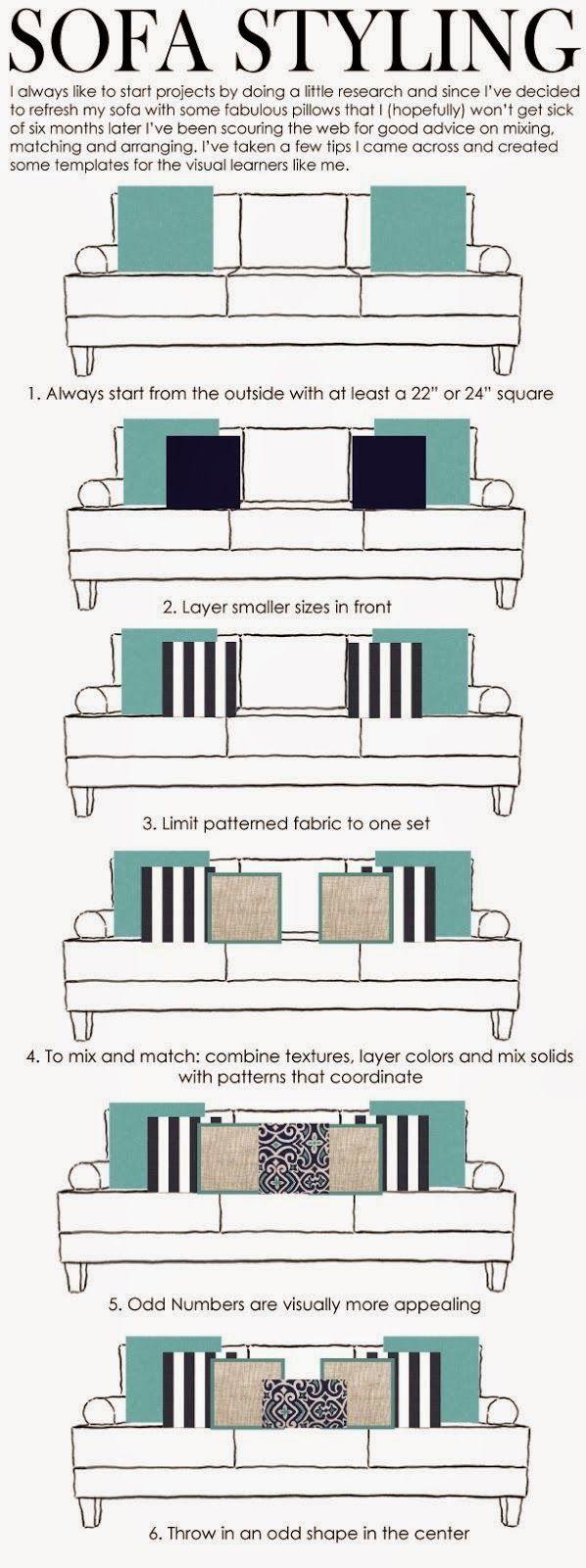 Ohoo Style Ozdoba Każdej Sofy Poduszki Dekoracyjne