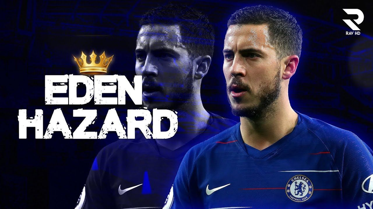 Just a reminder of how good Hazard was for Chelsea this