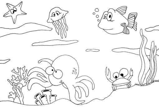 Unterwasser Malvorlagen Unterwasser Ausmalbilder Malvorlage Finden Sie Die Besten Herunterladen