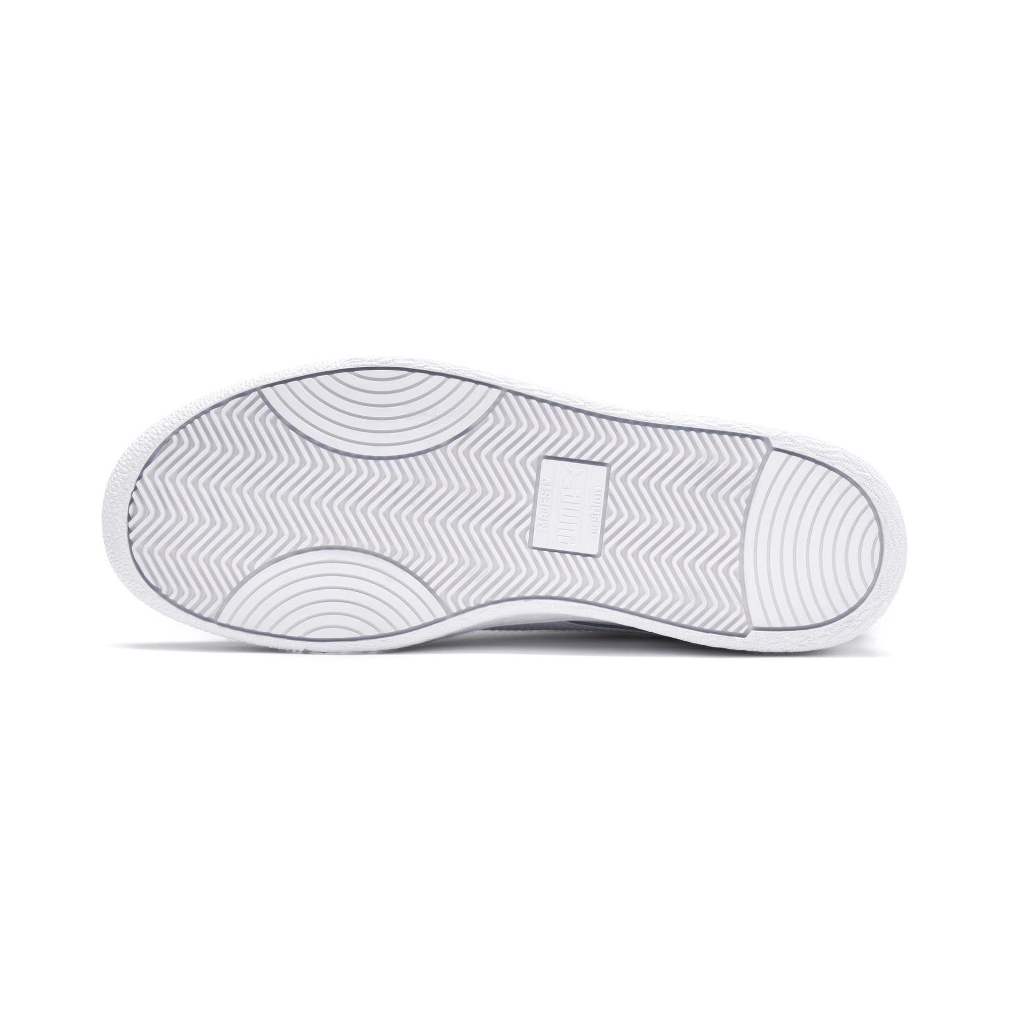 Men's PUMA Ralph Sampson Lo Trainers, White/White, size 5.5, Shoes