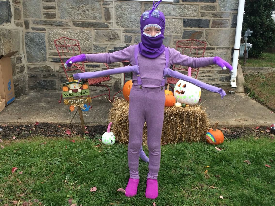 Monsters Inc Randall Monster Inc Costumes Monsters Inc Halloween Family Costumes