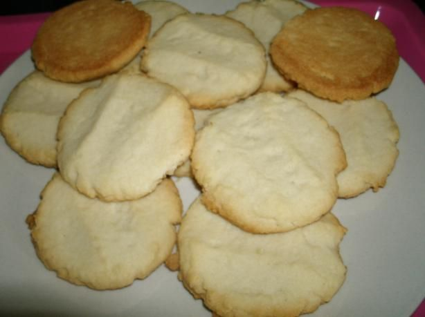 Sugar butter cookies recipes easy