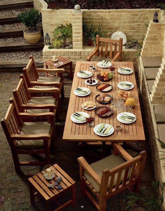 Hildreth S Home Goods Teak Patio Furniture Teak Patio Furniture Outdoor Furniture Sets Patio Furniture