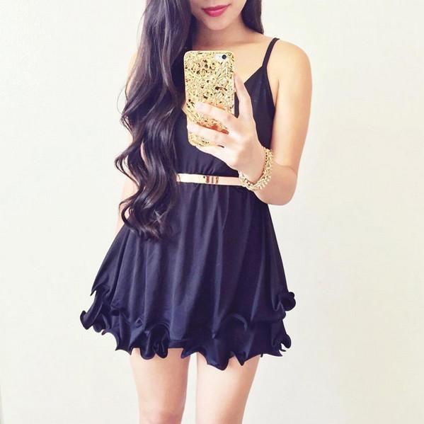 Petal Simmer Dress
