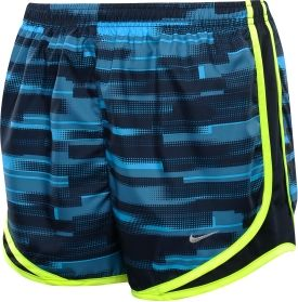 size 40 56be0 17897 Nike Women s Printed Tempo Track Running Shorts - Dick s Sporting Goods