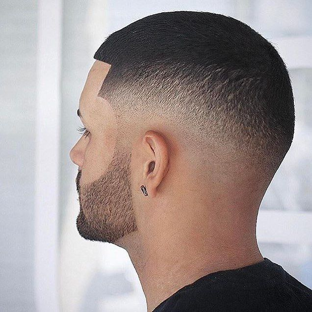 7 110 Likes 59 Comments Barber Lessons Barberlessons On Instagram F A D E D Start Off The Cabelo Curto E Barba Barba E Cabelo Cabelo Masculino