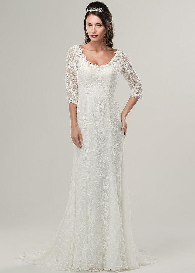 Amore - Wedding Dress By Rosetta Nicolini - Berketex Bride ...