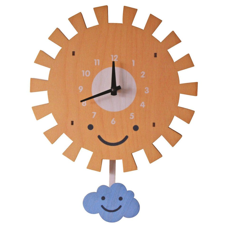 Small Of Cool Clocks For Kids