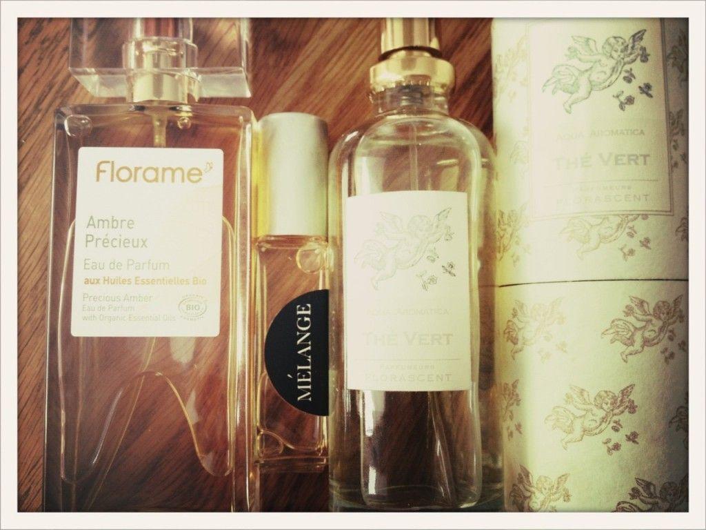 Hannah Sjöström | Fantastisk ekologisk parfym från Florascent!