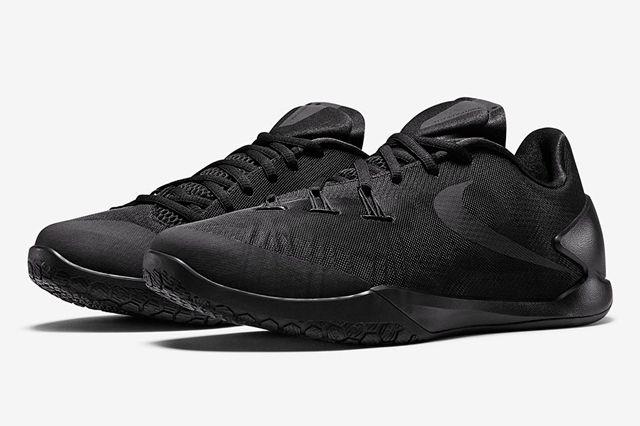 NIKE HYPERCHASE (BLACK) - Sneaker