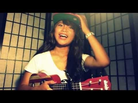 Miley Cyrus We Cant Stop Live Ukelele Cover Remix By Laica Salas