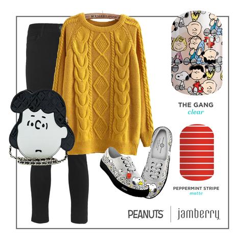 What was fashion designer Charlie Brown's inspiration?