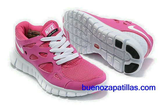 free run 2 nike mujer