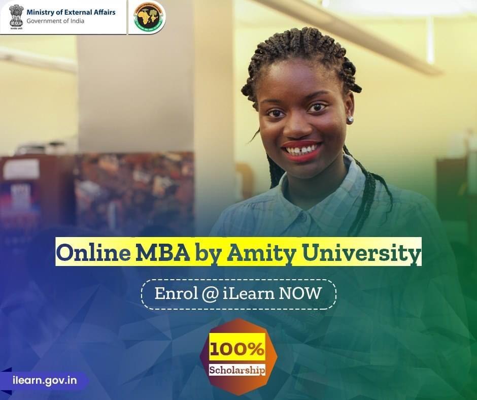 AMITY ILearn in 2020 Online education, Amity university