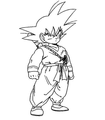 Dbz Coloring Page Free Printable Coloring Pages Dragon Ball Z Coloring Books Dragon Ball Art