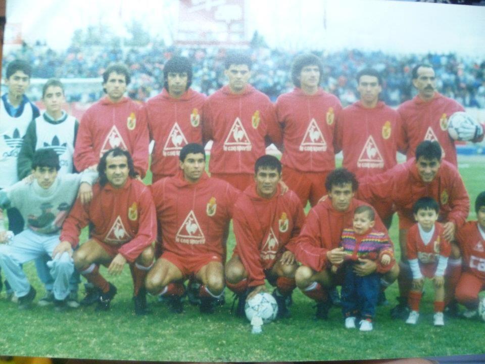 Deportes La Serena 1991