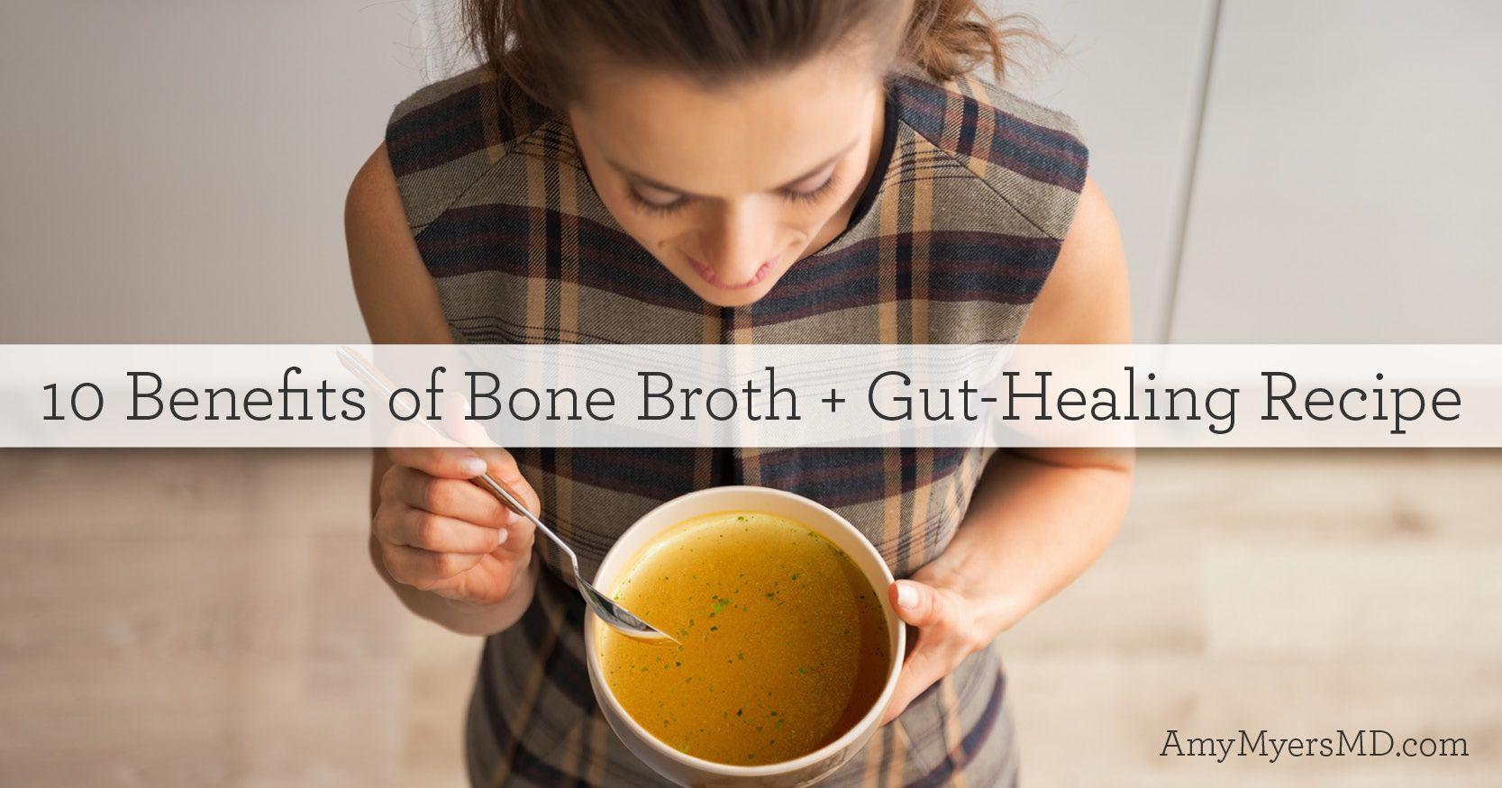 bone broth recept