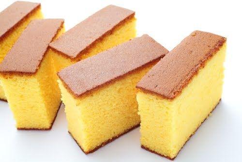 Cotton Soft Sponge Cake