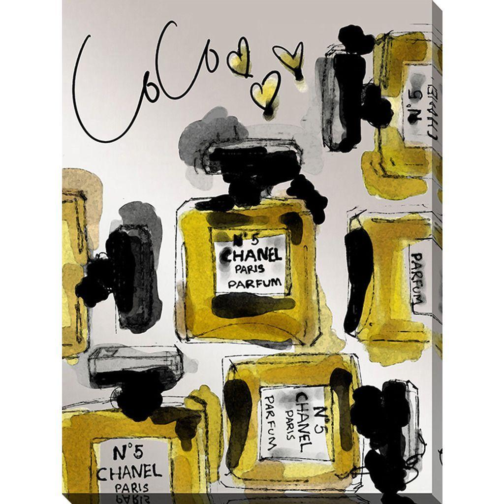FramedArt.com By Jodi \'Chanel\' Giclee Print Wall Art | Chanel ...
