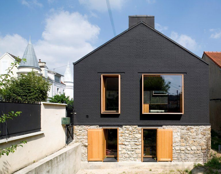 Hauser Award 2015 Maison Clone Bild 33 Fassade Haus Haus Architektur Architektur Haus