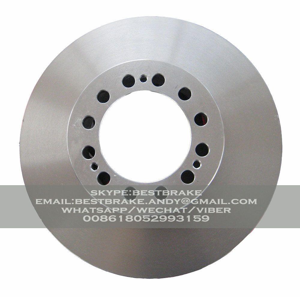 81508030023 commercial vehicle brake rotors brake